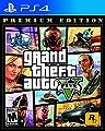 Grand Theft Auto V Premium Edition Playstation 4 from Rockstar Games