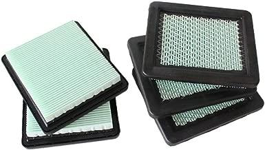 Pack of 5 Air Filter for Honda Gc135 Gcv135 Gc160 Gcv160 Gc190 Gcv190 Gx100 Engine 17211-ZL8-023 ,17211-ZL8-003 ,17211-Zl8-000