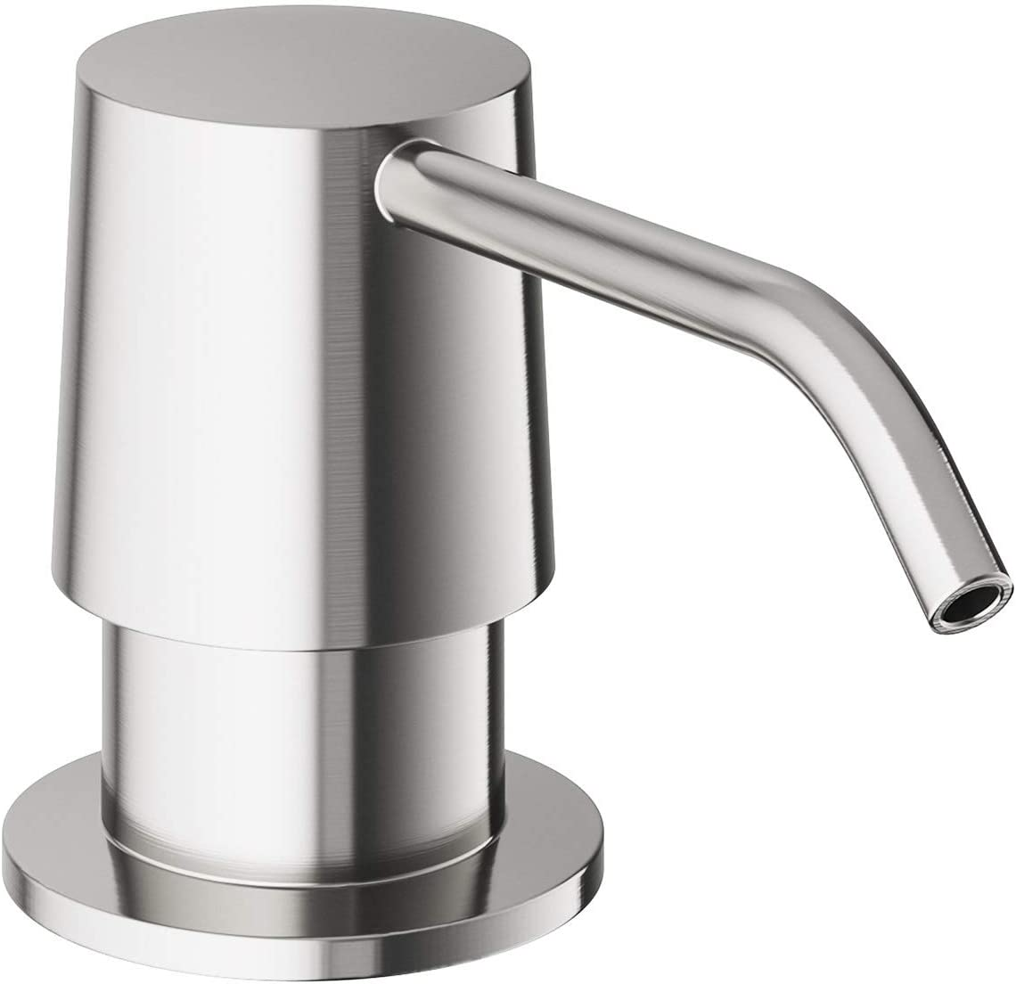 VIGO Kitchen Soap Dispenser Steel Large special Tucson Mall price Stainless In