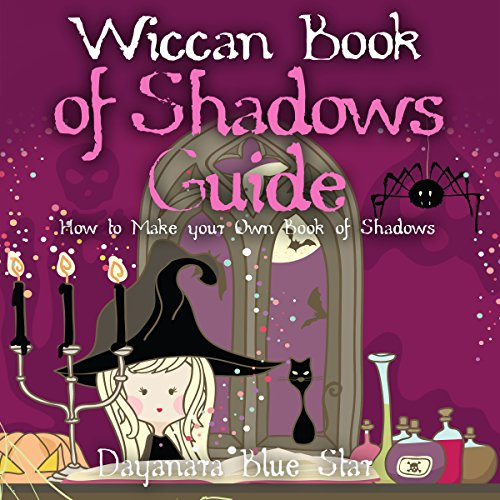 Wiccan Book of Shadows Guide audiobook cover art