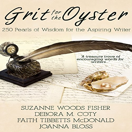 Grit for the Oyster audiobook cover art