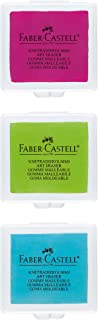 Faber-Castell Kneadable Eraser in Classic Colours, (82-127321)