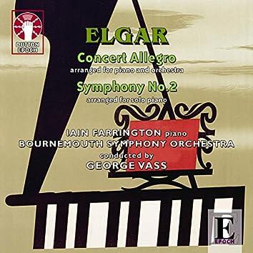 Elgar: Concert Allegro & Symphony No. 2