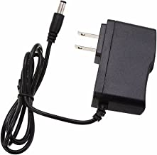 iCreatin 6V 2A AC Adapter to DC Power Supply Cord, 2.1x5.5mm/3.5x1.35mm For Vive Precision & Omron Series 5, 7, 10 Blood Pressure Monitors,Universal Charger w/Long Chord Length