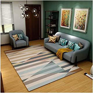 FYBJ Carpet Cushion, Creative 3D Area Rugs Living Room Bedroom Rug for Sofa Home Picnic Blanket (Size : 1.6m2.3m)