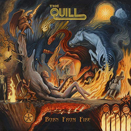 Born from Fire (Digipak)