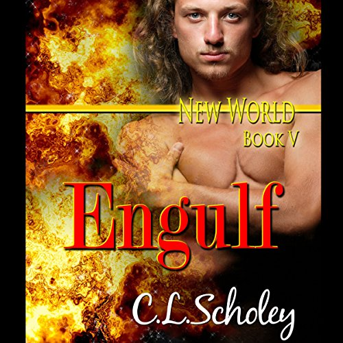 Engulf cover art