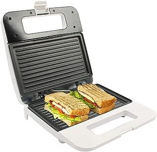 YHML Electric Egg Sandwich Maker Mini Grilling Panini Baking Pan Multifunction Toaster Nonstick Waffle Breakfast Machine EU