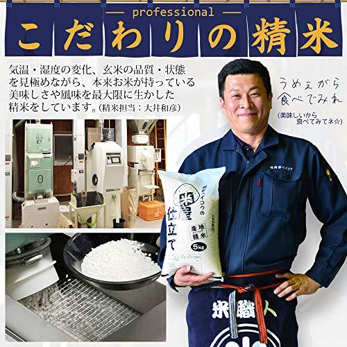 【精米】無洗米はえぬき10kg(5kgx2袋)山形県産新米令和元年産米