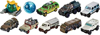 Matchbox Jurassic World Diecast Collection - 3 Years And Above