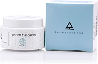 The Blessing Tree Under Eye Cream for Dark Circles, Puffiness, Fine Lines. No paraben, no mineral oil. 50ml