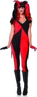 Leg Avenue Women's Jingle Jester Costume