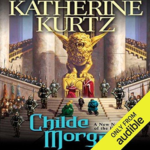 Childe Morgan audiobook cover art