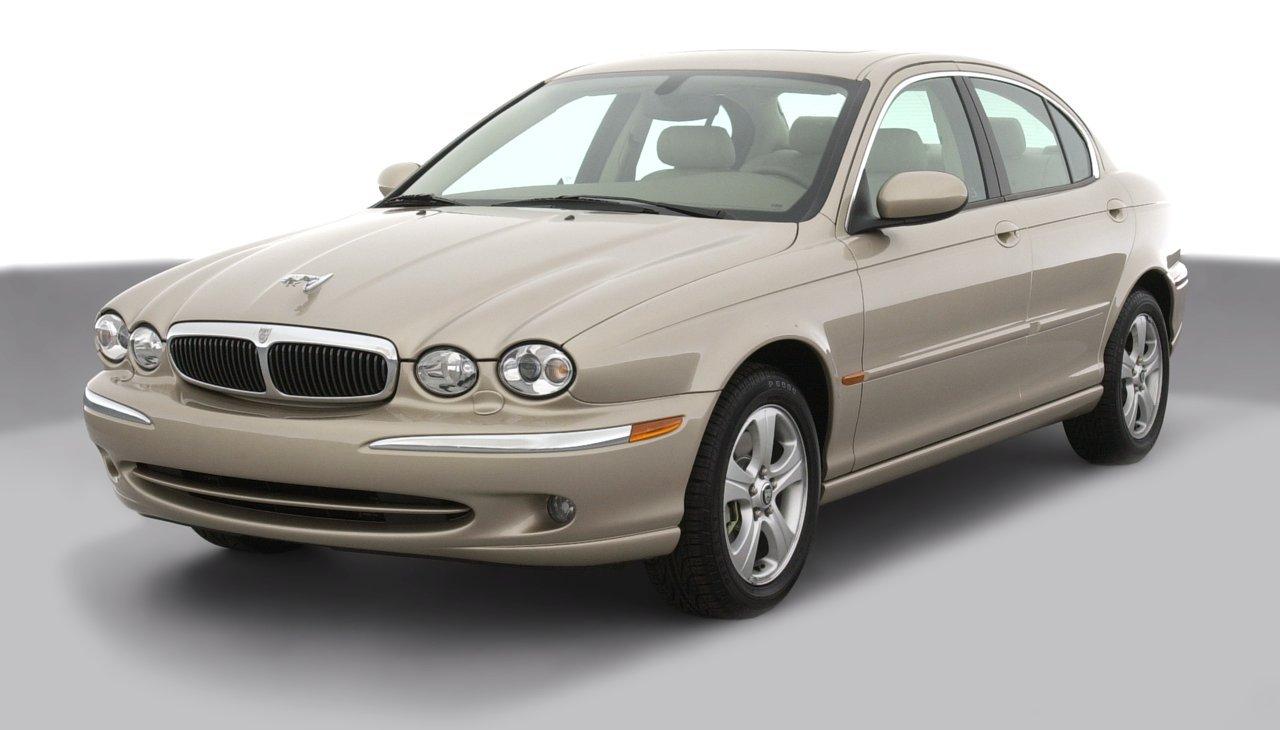 ... 2002 Jaguar X-Type w/Sport Package, 4-Door Sedan 3.0L ...
