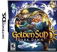 Golden Sun Dark Dawn - DS