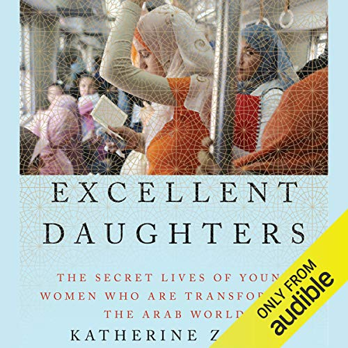 Excellent Daughters book cover