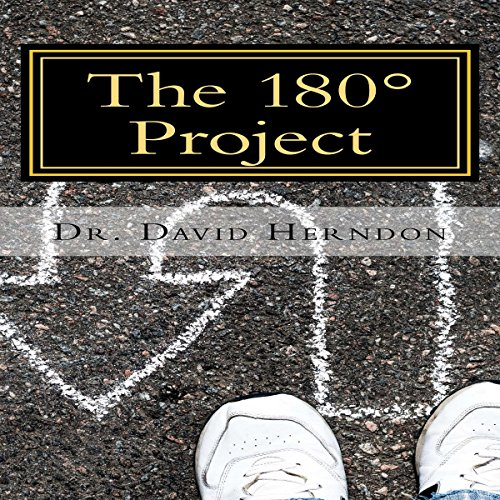 The 180 Project audiobook cover art