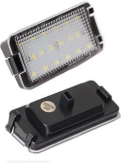 Suchergebnis Auf Für Seat Altea Xl Kennzeichenbeleuchtung Leuchten Leuchtenteile Auto Motorrad
