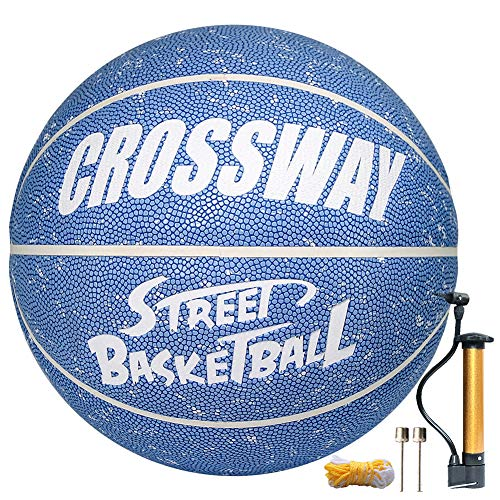 Lowest Price! MAIBOLE Street Basketball 29.5 Indoor Ourdoor Basketball Size 7 Street Composite PU B...