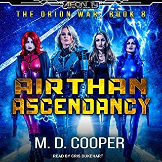 Airthan Ascendancy cover art