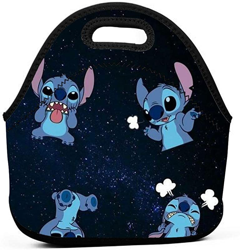 LIUYAN Custom Lunch Box Stitch Tote Bags For Adults And Kids