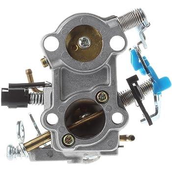 WTA29 Carburetor for Husqvarna 455 460 Rancher Jonsered CS2255 Air Filter bulb