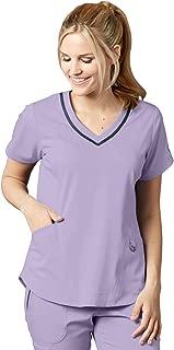 Grey's Anatomy Impact Harmony Top for Women - Extreme Comfort Medical Scrub Top