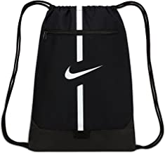 Nike Academy Gymtas, uniseks, voor volwassenen, zwart/zwart/wit, MISC