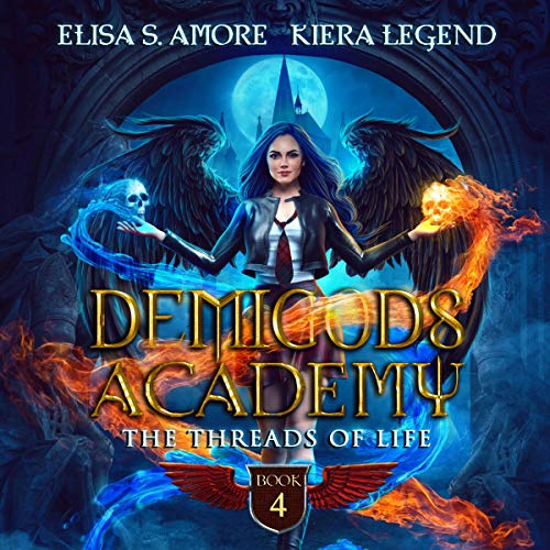 The Threads of Life (Season Two) Audiobook By Elisa S. Amore, Kiera Legend cover art