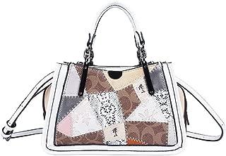 mini Women's Crossbody bag lovely summer Multicolor