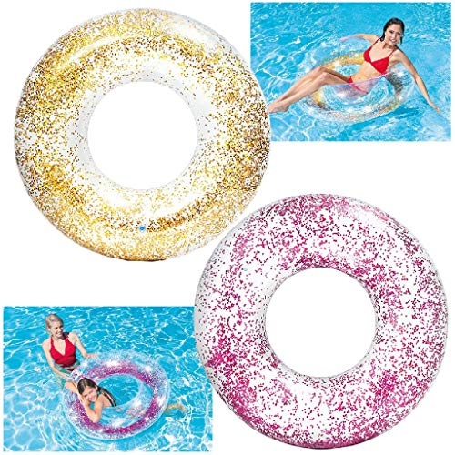 Intex 56274NP flotador para piscina y playa Transparente Monótono Vinilo - Flotadores para piscina y playa (Transparente, Flotador, Monótono, Vinilo, 9 año(s), Niño/niña) , color/modelo surtido