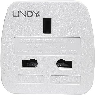 LINDY 73067 UK to US/Australian Adapter Travel Plug