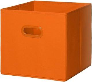 Économie D'espace De Couleur Solide Paniers De Rangement,Portable Stackable Caisses De Rangement Avec Handle Pour Jouets D...