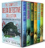 Delta Detectives Box Set (COMPLETE 6 Book Set)