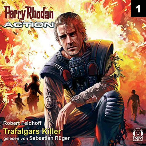 Trafalgars Killer audiobook cover art