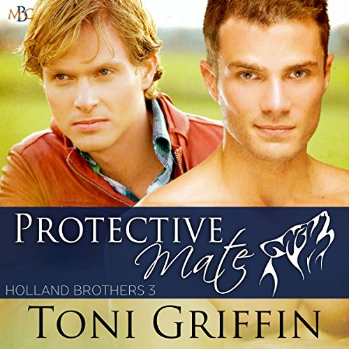 Protective Mate audiobook cover art