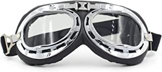 Aooaz Motorcycle Goggles Retro Glasses Outdoor Cycling Park Our Equipment Off Road Goggles