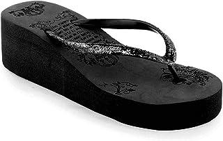 Walkfree Flat Slippers for women, Women Footwear, Flat chappal for women stylish latest, ladies designer fashionable Flat ...
