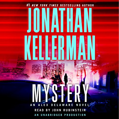 Mystery audiobook cover art