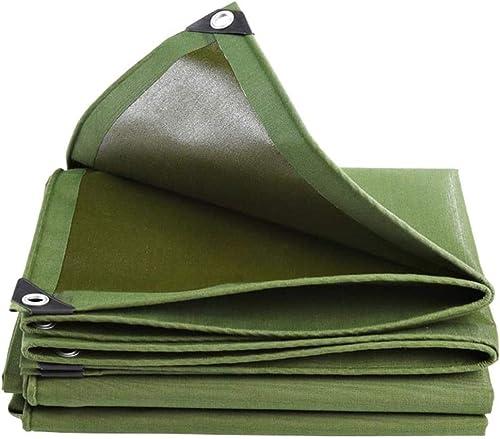 LIAN Couverture imperméable de bache de Prougeection de Tente de Tente de Tente de Prougeection Polyvalente de Pluie pour la Voiture de Jardin de Camping (Taille   2x4m)