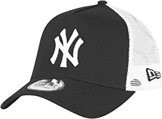New Era York Yankees Frame Adjustable Trucker Cap Clean