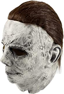 Halloween Costume Film Michael Myers Role Cos Head Deluxe Horror Mask