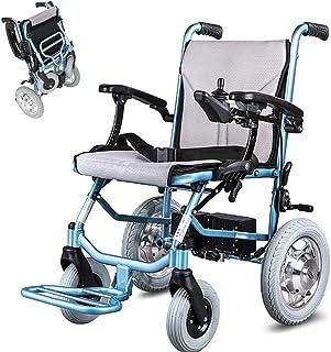 Inicio Accesorios Silla eléctrica plegable para personas mayores con discapacidad Silla de ruedas eléctrica Silla eléctrica ligera Accionamiento de silla de ruedas con energía eléctrica o uso como