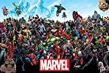 Marvel Comics Marvel Universe Maxi Poster 61 x 91,5 cm