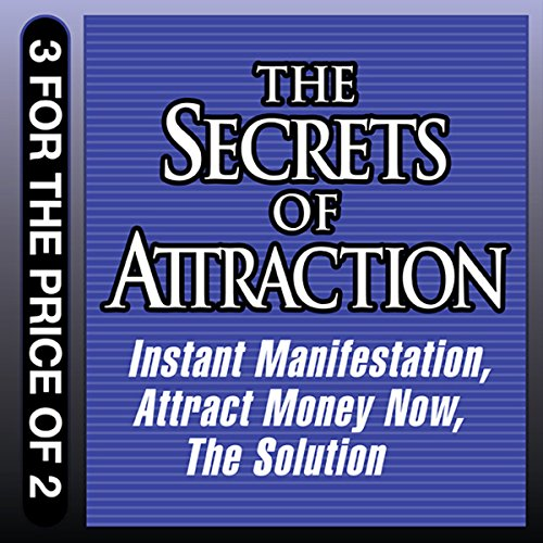 The Secrets of Attraction audiobook cover art