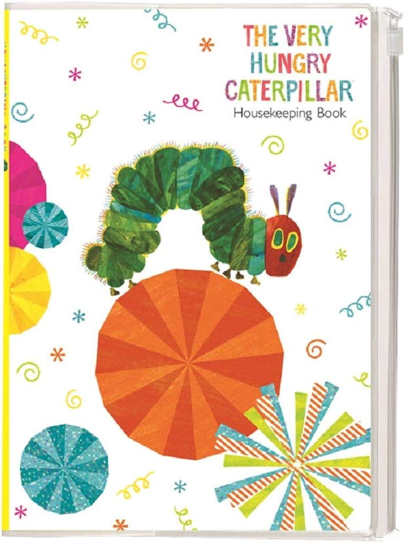 Gakken Suteifuru D08576 Haushaltsbuch mit Raupe Raupe Raupe Nimmersatt, einfaches Haushaltsbuch B5 Polka Dot B07G97C1ZR   Deutschland Berlin  e89608