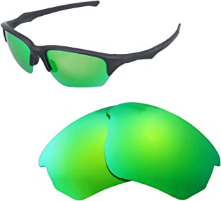 Walleva Replacement Lenses for Oakley Flak Beta Sunglasses - Multiple Options Available