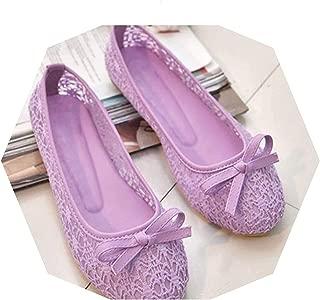 Surprise S Beauty Women Flats Shoes Ballet Flats Fashion Slip On Cut Outs Flat Women Shoes Sweet Hollow Summer Shoes