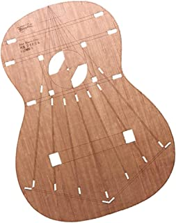 Best guitar body outline Reviews