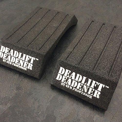 Gym Professor Deadlift Deadener 250 (Pair)